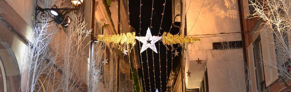 A la une 1- illumination Noel 2014
