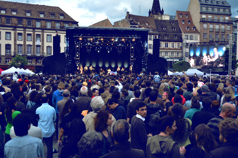 F te de la musique strasbourg 2015 for Salon de musique strasbourg